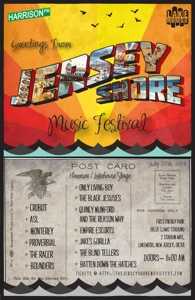 Jersey Shore Music Festival