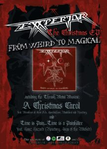 """Song of the Day: """"A Christmas Carol (Thrash Metal Musical)"""" by Exxperior"""