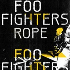 "Foo Fighters Release New Single ""Rope"" Today"