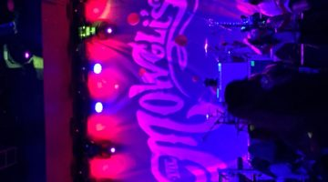 The Mowgli's Bring Sunshine to A Rainy Night In Asbury
