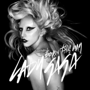 "Lady Gaga Drops Latest Single ""Born This Way"""
