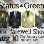 Status Green's Farewell