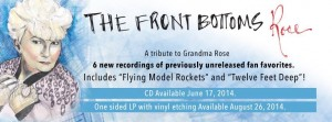 RedBull.com Streams The Front Bottoms New 'Rose' EP TODAY!