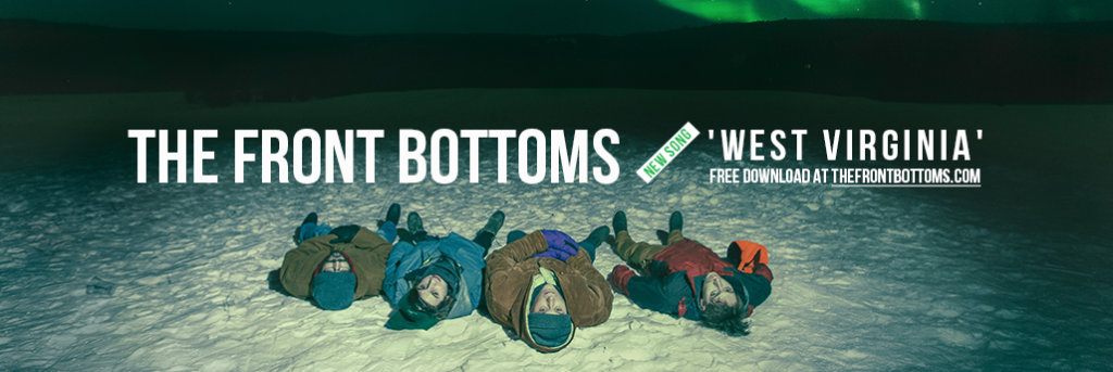 """The Front Bottoms FREE Download of New Song """"West Virginia"""""""
