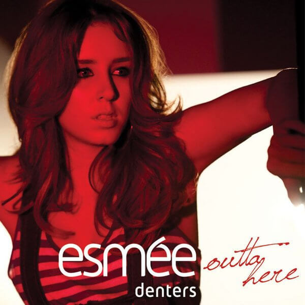"""Woman with Words """"Esmee Denters Outta here Video""""   Eat Sleep Breathe Music"""