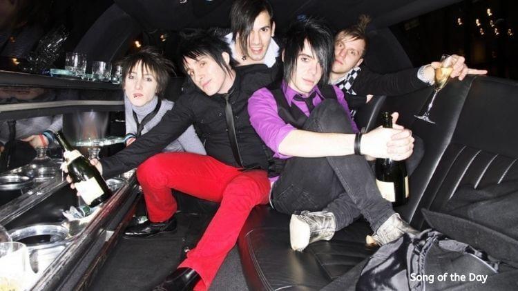 Members of the Band The Crash Moderns | Eat Sleep Breathe Music