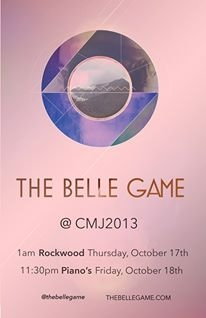 """Song of the Day: """"River"""" by The Belle Game"""