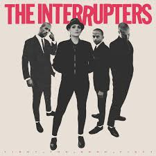 The Interrupters Album Cover| Eat Sleep Breathe Music
