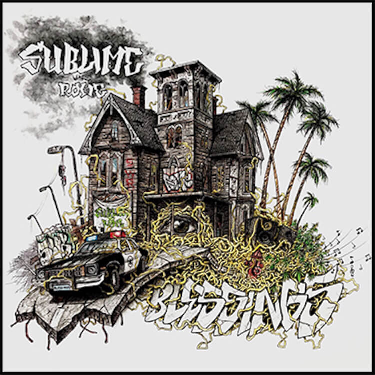 Sublime with Rome Album COver Of House | Eat Sleep Breathe Music