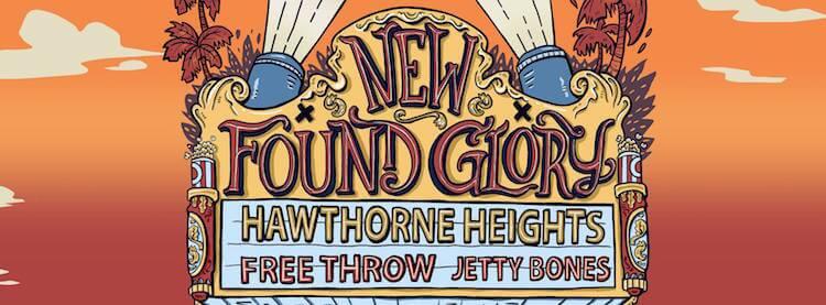 New Found Glory Stone Pony Show | Eat Sleep Breathe Music