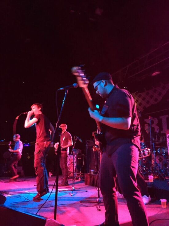 Big D and the Kids Table Starland ballroom Skanksgiving Review | Eat Sleep Breathe Music