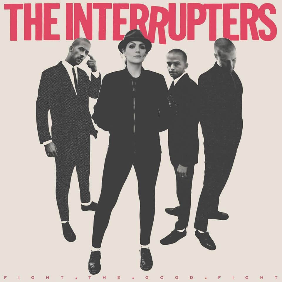 The Interrupters Song of the Day | Eat Sleep Breathe Music