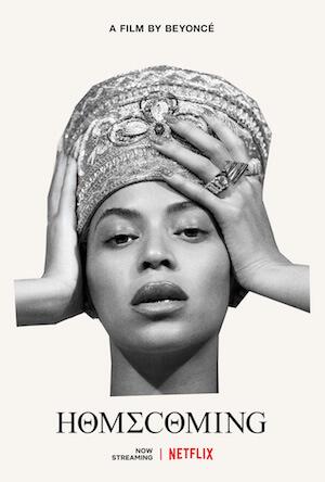 Homecoming A film By Beyonce Best Netflix Music Documentaries   Eat Sleep Breathe Music