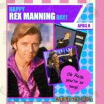 Rex Manning Day Photo Courtesy of Facebook | Eat Sleep Breathe Music