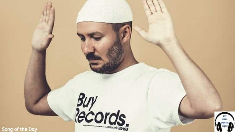 Man Wearing a White Shirt with His Hands Up | Farees Song of the Day Feature | Eat Sleep Breathe Music
