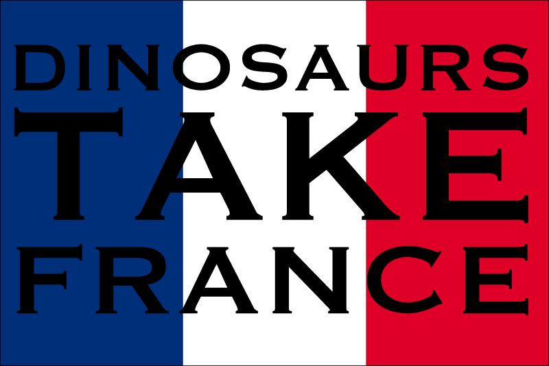 """Song of the Day: """"Heatseeker"""" Dinosaurs Take France"""