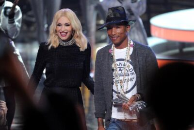 Gwen Stefani Working on New Solo Album with Pharrell